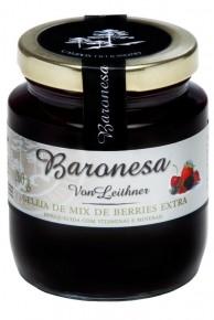 Geleia de Mix de Berries 260 g
