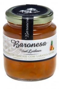 Geleia de Abacaxi com Laranja 260 g
